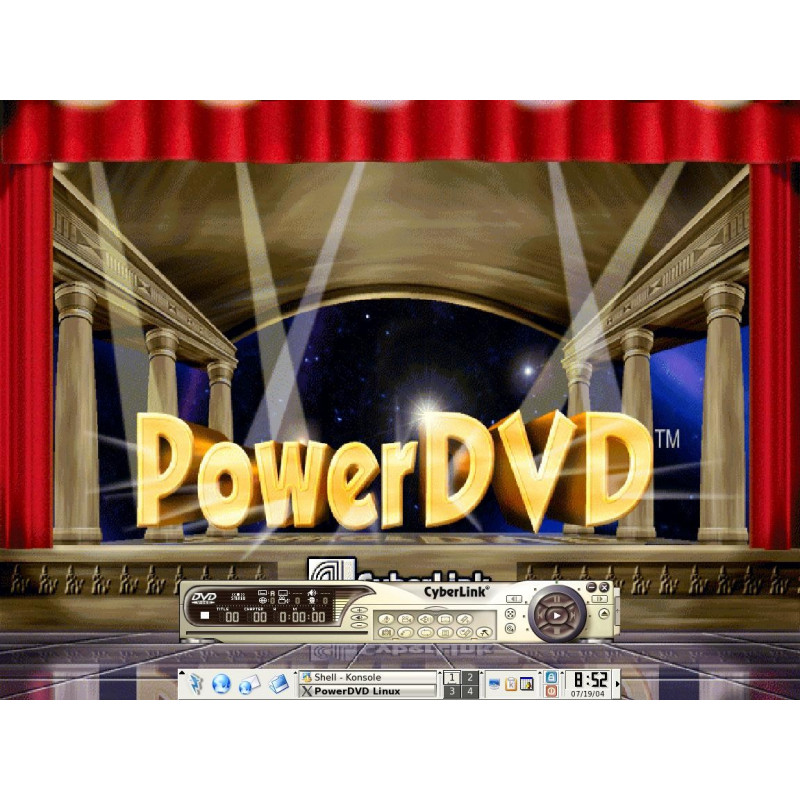 The Most Complete Multimedia Player for Home Theaters & PCs