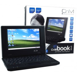 CNM minibook small Windows CE laptop