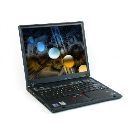 Bargain Priced Laptop Ibm Thinkpad T42 With Wifi 1gb Ram