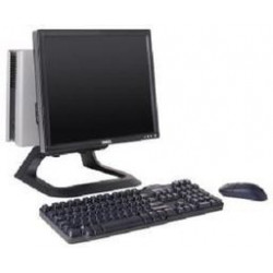 Dell OptiPlex 745 dual core 17 inch All in one pc