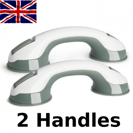 Bathroom Safety Suction Grip Support Hand Rail