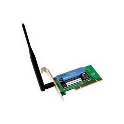 Wireless PCI Adaptor 802.11g WIFI cards