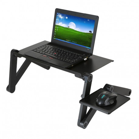 adjustable folding laptop stand