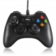 Wired USB Dual shock gaming joypad