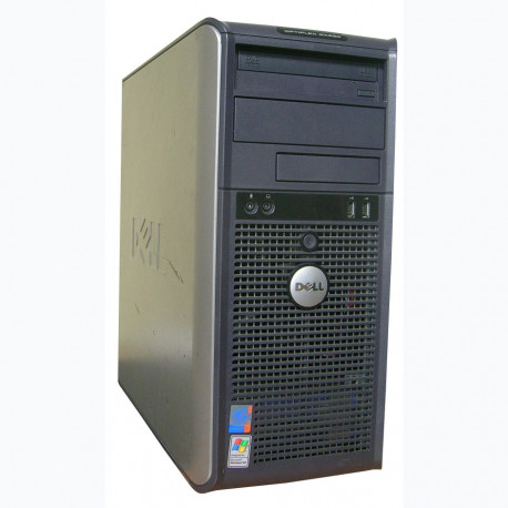 Dell OptiPlex GX520 tower pc