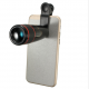 clip on telephoto lens for smartphone