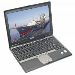 Dell Latitude D420 dual core WIFI laptop