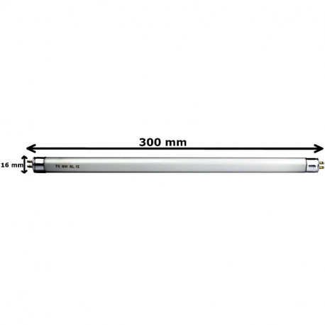 12 Inch T5 UV Tubes Fly Zapper Lamps for EazyZap, Flymatic, Vermatic, Prozap, Xterminate, PlusZap  8W & 16W Insect Killers