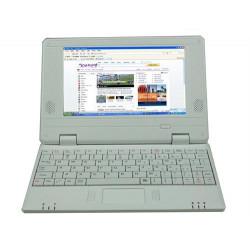 Mini laptop 7inch screen, WIFI, 2GB flash drive