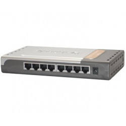8 port Mini ethernet network switch - hub